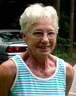 Edith D. Edie <i>Hamblin</i> Baker