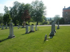 Saint Ann Catholic Cemetery