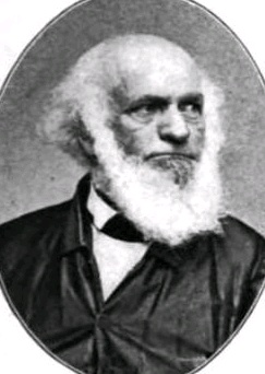 Rev Calvin Ellis Stowe