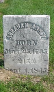 Abraham Ashby