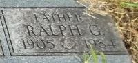 Ralph G Atkinson