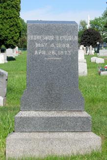 Grosveneur D. Church