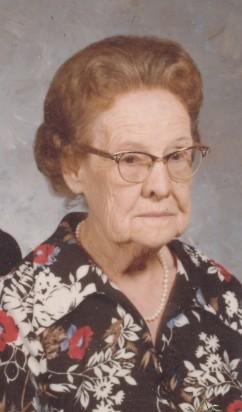 Velma Juanita <i>Edwards</i> Denney