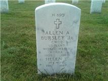 Helen Lucille <i>Ritsch</i> Bursley