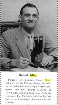 Robert Lee Atnip