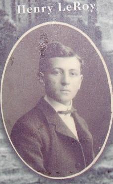 Henry Needham LeRoy