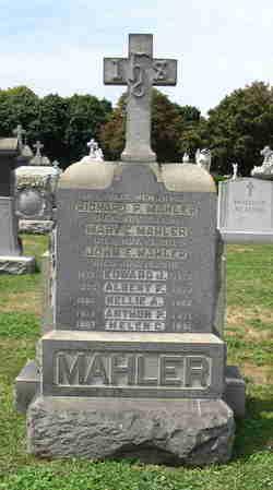 Arthur G Mahler