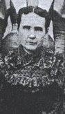 Mary Elizabeth Catherine Lizzie <i>Gross</i> Sartor