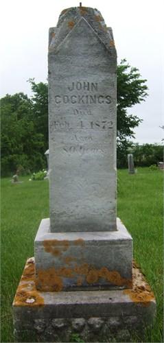 John Cockings, Sr