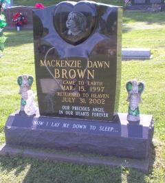 Mackenzie Dawn Brown