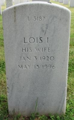 Lois Irene <i>McKee</i> Salzmann