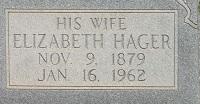 Hallie Elizabeth <i>Hager</i> Honeycutt