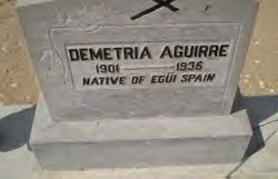 Demetria Aguirre