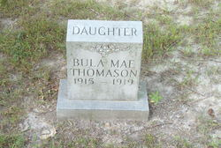 Bula Mae Thomason