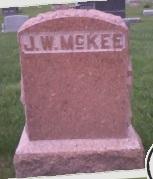 James Wilson McKee