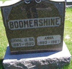 Erval John Boomershine, Sr