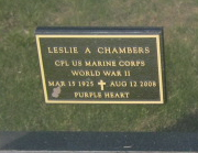 Leslie A. Chambers