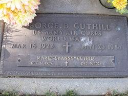 Marie Elizabeth Granny <i>Mathias</i> Cuthill