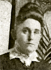 Mary Adaline <i>Varner</i> Barber