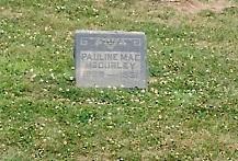 Pauline Mae McCurley