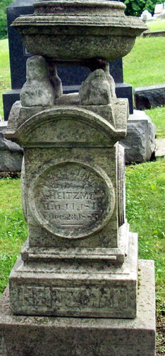 Paulina Pauline <i>Notzke</i> Heitzmann