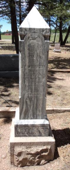 Ida B. <i>Williams</i> Emmons Woodruff