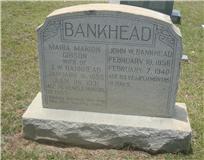 John W. Bankhead
