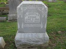 Elizabeth Pratt <i>Robinson</i> Kerns