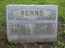 Mary Elizabeth Kerns