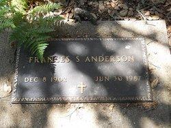 Frances Louise Anderson