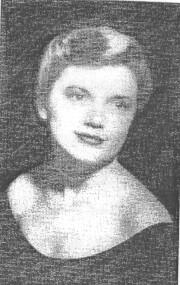 Virginia Lee Ginger <i>Gilliland</i> Baker