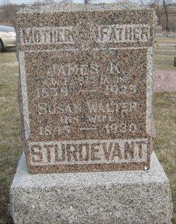Susannah <i>Walter</i> Sturdevant