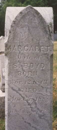 Margaret S. <i>McNeilly</i> Boyd