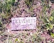 Thomas Ewell Everett