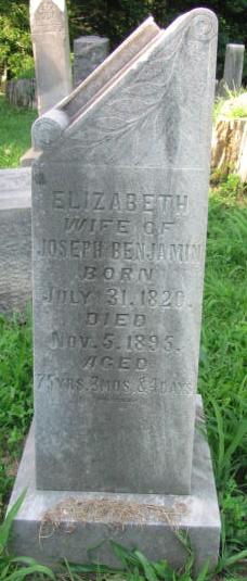 Elizabeth Benjamin