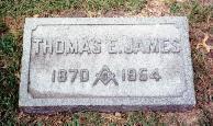 Thomas Elias James