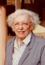 Maxine Elizabeth <i>Thomson</i> Creek