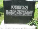 Harold McClellan Allen