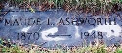 Lillie Maude Maude <i>Harmon</i> Ashworth