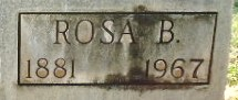 Rosa Belle <i>Coon</i> Compton