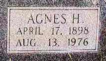 Agnes <i>Hillman</i> Atkinson