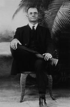 Noah Elexander Deriso