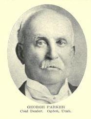 George Blake Parker