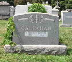 Joseph A Callahan