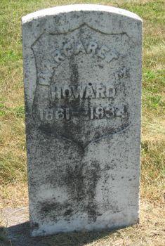 Margaret E <i>Tyner/Miller</i> Howard