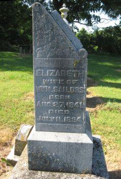 Elizabeth Rebecca <i>Sparks</i> Sailors