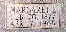 Margaret Euphemia Phemie <i>Jacobs</i> Daniell