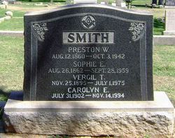 Carolyn Elizabeth <i>Smith</i> Dow