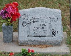 Charlotte Fern <i>Kidd</i> Knight
