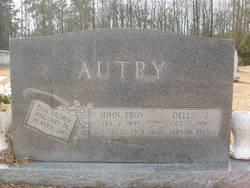 Della Jane <i>Simmons</i> Autry